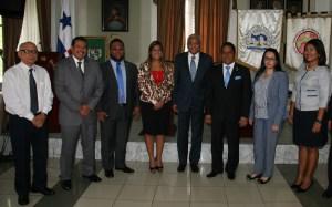 Firma de convenio entre la Procuraduría de la Administración y la Gobernación de Panamá