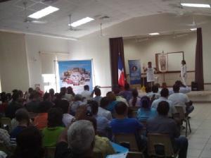 Teatro Comunitario en el distrito de San Miguelito