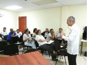 Ética de los servidores públicos en el Ministerio de Salud
