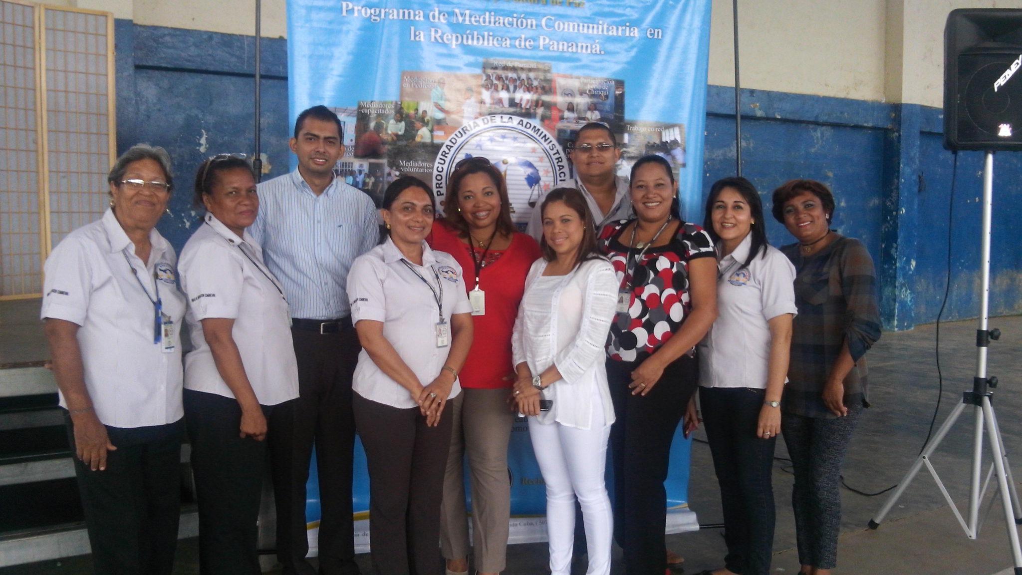 Teatro Comunitario en la provincia de Los Santos