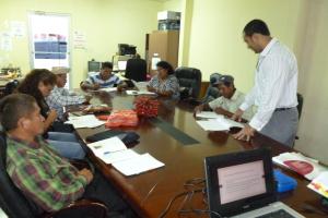 Capacitación legal en el municipio de San Lorenzo y Tolé