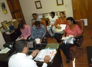 Jornada de Capacitación  en el municipio de Barú