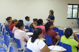Capacitación a los Municipios de Bugaba, Remedios y Chiriquí Grande
