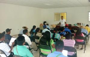 Oficina regional de Veraguas capacitó a corregidores  en temas de justicia administrativa local