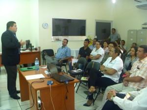 """Seminario taller """"Código de ética de los servidores públicos"""" en la Autoridad Nacional de Administración de Tierras"""