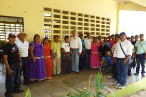 Capacitación Legal al Municipio de Mironó, Comarca Ngäbe-Buglé