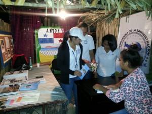 Procuraduría de la Administración participa de la IV Feria Agropecuaria, Artesanal, y Turística del Valle de Antón