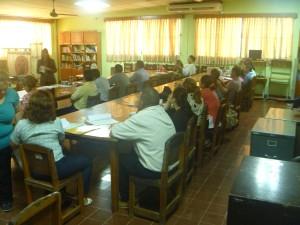 Seminario taller en el Ministerio de Desarrollo Social de Herrera
