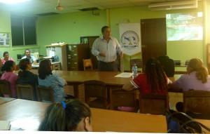 """Seminario taller """"Relaciones humanas y trabajo en equipo"""" en la provincia de Herrera"""