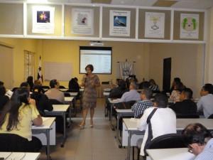 Inicio del Diplomado de Formulación Y Evaluación De Proyectos Institucionales