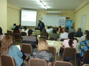 """Asesores legales del Estado en Veraguas se capacitan  en  """"Procedimiento administrativo general"""""""