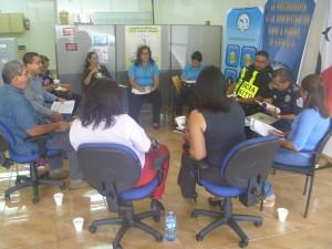 """""""Audiencia de tránsito"""" en la provincia de Herrera"""