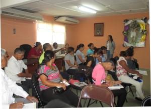 Jornada de capacitación legal a corregidores de la provincia de Coclé