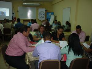 Miembros de la junta técnica  de la provincia de Veraguas se capacitan en Ética Pública