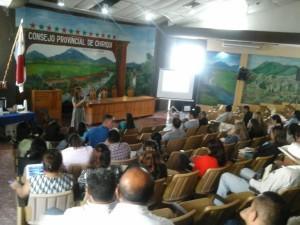 """Seminario: """"Marco legal y gestión municipal"""" en la provincia de Chiriquí"""