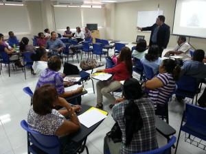 Seminario taller Principios y Valores del Servidor Público