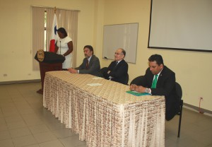 Jornada de Trabajo sobre la Importancia de la Gestión y Promoción de la Capacitación en el Sector Público