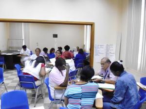 Ministerio de Salud  de Colón se capacita sobre principios y valores del servidor público