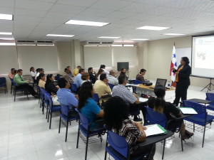 Seminario-Taller Derecho de Petición, en la provincia de Coclé