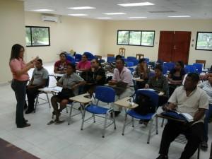 Capacitación legal en el Municipio de Chiriquí Grande