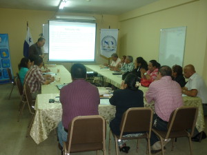 """Corregidores de Veraguas se capacitan sobre """"Allanamiento y Resoluciones Judiciales"""""""