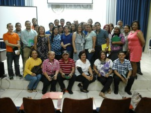 Capacitación a Servidores Públicos del Registro Público de Chiriquí