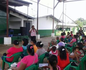 Creando una cultura de paz en la provincia de Colón