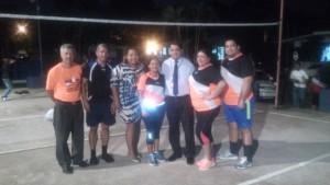 Final de la Copa de Voleibol Interinstitucional