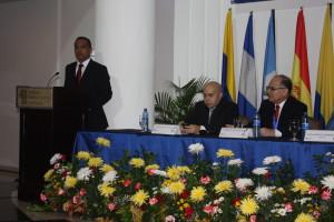 Procurador participa como expositor en Congreso Internacional del TAT