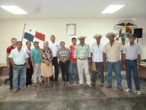 Capacitación a municipios de la provincia de Los Santos