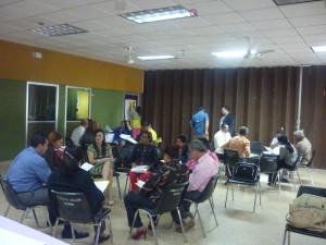 Supervisores regionales del MEDUCA en Veraguas se capacitan en ética del servidor público