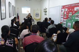 Jornada de Capacitación en la  provincia de Chiriquí