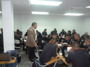 Seminario taller sobre Deontología Policial