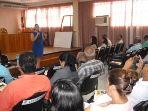 Seminario de Código Uniforme de Ética a la Junta Técnica de Los Santos