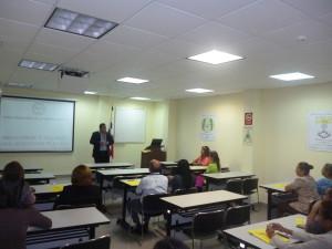 Seminario taller: «Principios y valores del servidor público»