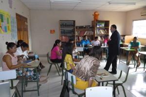 """Capacitación sobre """"La Cadena de Custodia"""" dirigida a autoridades locales"""
