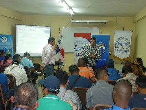 Seminario taller sobre Contrataciones Públicas en la provincia de Veraguas