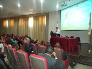Conferencia en conmemoración del Día del Abogado