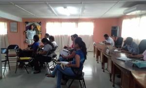 Jornada de capacitación  a Corregidores de la provincia de Coclé