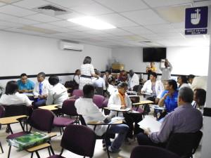 """Seminario taller sobre """"La Calidad en la Gestión Pública"""" en el Hospital Manuel Amador Guerrero"""