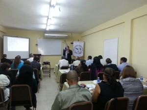 Se forman a delegados electorales como mediadores en conflictos sociales