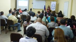 Seminario Taller: Principios y Valores del Servidor Público y Código Uniforme de Ética del Servidor Público, en Veraguas