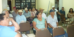 Representantes de Veraguas se capacitan en el tema: Elaboración de Perfil de Proyectos Comunitarios