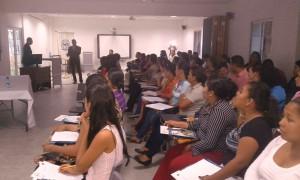 Primer Foro Regional: La Mediación como Mecanismo de Transformación en la provincia de Coclé