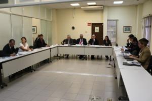 Reunión de la Comisión del Pacto de Estado por la Justicia