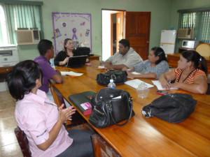 Jornada de capacitación sobre la Ley 42 del 7 de agosto del 2012, Pensión Alimenticia