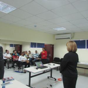 Capacitación sobre gestión administrativa pública