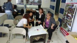 Técnicas para el manejo de los conflictos comunitarios en Alcalde Díaz