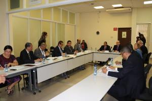 II Reunión de la Comisión del Pacto de Estado por la Justicia