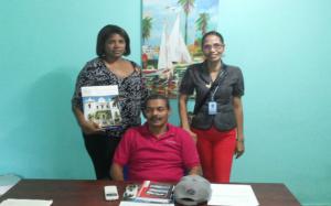 Oficina Regional de Chepo realiza gira a los Corregimientos de Tortí y Las Margaritas